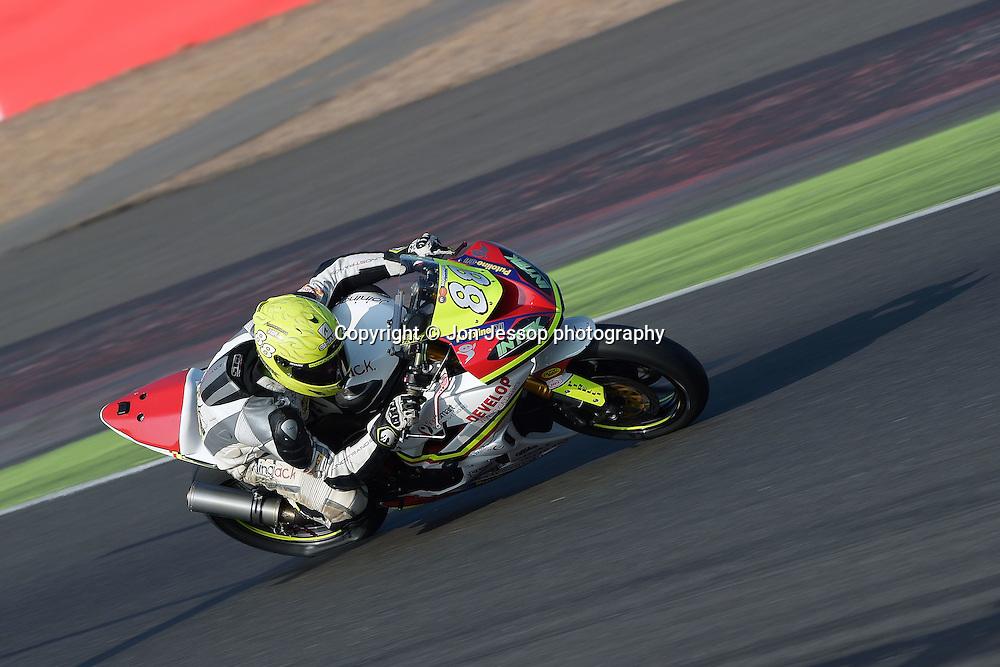 #88 Josh Daley Josh Daley Racing Kawasaki Motorpoint British Supersport