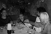Sonia Gorelova, Robin Birley and Lady Annabel Goldsmith Summer Party. Hertford St. London. 5 July 2017