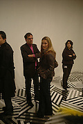 DEXTER DALWOOD. Private view for the Turner prize  2005.  Tate. Britain. 17 October 2005. ONE TIME USE ONLY - DO NOT ARCHIVE © Copyright Photograph by Dafydd Jones 66 Stockwell Park Rd. London SW9 0DA Tel 020 7733 0108 www.dafjones.com