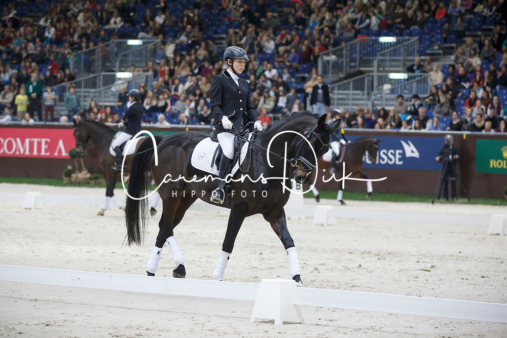 Demonstration Para Dressage<br /> CHI Genève 2015<br /> © Hippo Foto - Dirk Caremans<br /> 12/12/15