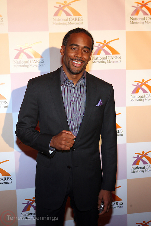 Jeff Johnson at The National CARES Mentoring Movement Gala held at ESPACE on December 2, 2008 in NYC..National CARES is a mentor-recruitment movement that works ti fill the pipeline of youth-supporting organizations throughout the country with mentors. Its mission is to save a generation by outting a caring adult in the life of every at-risk child and those who have already fallen in peril.