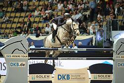Jung Michael, (GER), Sportsmann <br /> Champion von München<br />  Jumping München 2015<br /> © Hippo Foto - Stefan Lafrentz