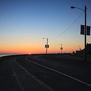 Today's Winter Sunrise  at Narragansett Town Beach, Narragansett, RI,  December 28, 2013. #beach #sunrise #rhodeisland