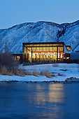 Basalt Regional Library, Basalt, Co, A4 Architects