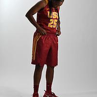 25 | USC Women's Basketball 2016 | Hero Shots