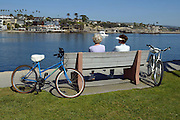 Active Senior Women In Balboa Island