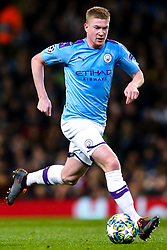 Kevin De Bruyne of Manchester City - Mandatory by-line: Robbie Stephenson/JMP - 26/11/2019 - FOOTBALL - Etihad Stadium - Manchester, England - Manchester City v Shakhtar Donetsk - UEFA Champions League Group Stage