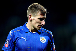 Marc Albrighton of Leicester City - Mandatory by-line: Robbie Stephenson/JMP - 08/02/2017 - FOOTBALL - King Power Stadium - Leicester, England - Leicester City v Derby County - Emirates FA Cup fourth round replay