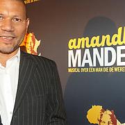 NLD/Amsterdam/20151026 - perspresentatie musical Amandla! Mandela , Kenneth Herdigein
