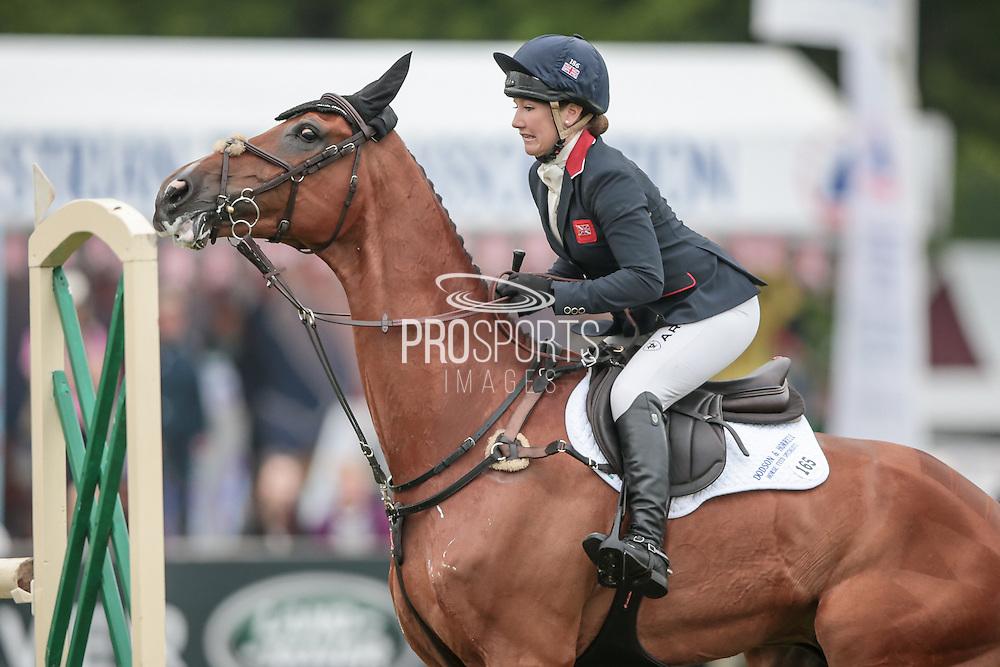 PAMERO 4 ridden by Laura Collett at Bramham International Horse Trials 2016 at  at Bramham Park, Bramham, United Kingdom on 12 June 2016. Photo by Mark P Doherty.