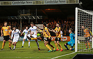 Cambridge United v Leeds United 09/01/2017