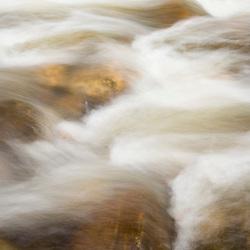 The Ashuelot River as it flows through Gilsum Gorge New Hampshire USA