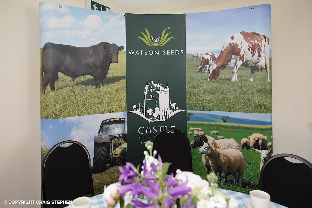 Royal Highland Show 2016, Ingliston, Edinburgh. PAYMENT TO CRAIG STEPHEN - 07905 483532<br /> <br /> Watson Seeds