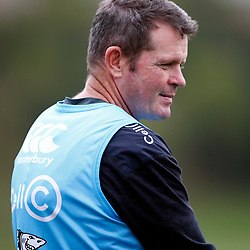 Sean Everitt (Head Coach) of the Cell C Sharks during the Cell C Sharks training session from theBox Hill Rugby Union Football Club  RHL Sparks Reserve, Canterbury Rd & Middleborough Road, Box Hill VIC 3128. Melbourne,Australia 18 February 2020. (Photo Steve Haag Sports -Hollywoodbets)