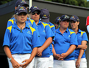 Bay of Plenty team. 2011 Toro New Zealand Women's Interprovincial, Final Round, Saturday 10 Decmenber 2011. Whakatane Golf Club, Whakatane, New Zealand. Saturday 10 Decmenber 2011. Photo: Mark McKeown/PHOTOSPORT