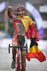 Belgian national championships cyclocros - 12 January 2019