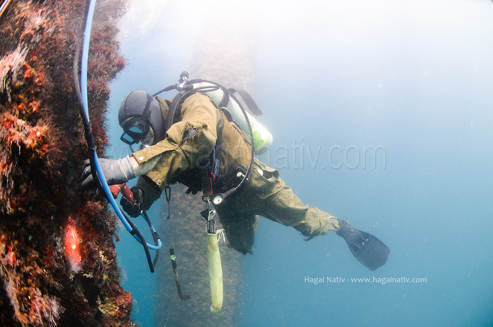 Professional diving is a type of diving where the divers are paid for their work. There are several branches of professional diving, the most well known of which is probably commercial diving. Any person wishing to become a professional diver normally requires specific training that satisfies any regulatory agencies which have local authority, such as US Occupational Safety and Health Administration, United Kingdom Health and Safety Executive or South African Department of Labour. Due to the dangerous nature of some professional diving operations, specialized equipment such as an on-site hyperbaric chamber and diver-to-surface communication system is often required by law.