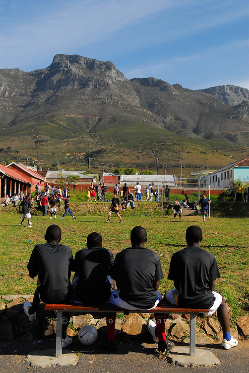 Homeless World Cup, Cape Town.