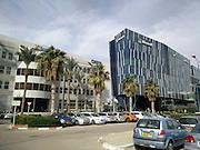 Microsoft office building in Haifa, Israel