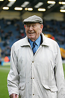 Photo: Lee Earle.<br /> Portsmouth v Sheffield United. The Barclays Premiership. 23/12/2006. Ronald Durant, a life-long Pompey fan.