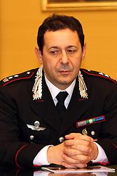 CARLO PIERONI COMANDATE PROVINCIALE CARABINIERI
