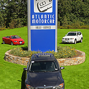 9/19/11 -- WISCASSET, MAINE -- Atlantic Motorcar -- a top quality foreign car repair and dealership in midcoast maine.  Photo © 2011 by Roger S. Duncan.