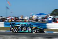 #28 Dempsey Racing Porsche 911 GT America: Christian Engelhart, Rolf Ineichen