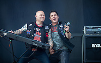 2019-06-07 | Norje, Sweden: Axel Rudi Pell performing at Sweden Rock Festival ( Photo by: Roger Linde | Swe Press Photo )<br /> <br /> Keywords: Sweden Rock Festival, Norje, Festival, Music, SRF, Axel Rudi Pell