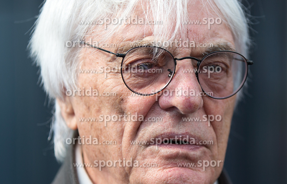 30.06.2016, Red Bull Ring, Spielberg, AUT, FIA, Formel 1, Grosser Preis von Österreich, Vorberichte, im Bild Bernie Ecclestone (GBR) CEO Formula One Group // CEO Formula One Group Bernie Ecclestone (GBR) during the Preparation for the Austrian Formula One Grand Prix at the Red Bull Ring in Spielberg, Austria on 2016/06/30. EXPA Pictures © 2016, PhotoCredit: EXPA/ Johann Groder
