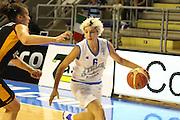 Taranto 07-06-2011<br /> Qualifying Tournament Eurobasket Women 2011<br /> Italia-Belgio<br /> Nella foto Sabrina Cinili<br /> Foto di Ciamillo-Castoria