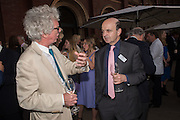PETER STOTHARD, V & A Summer party. South Kensington. London. 22 June 2016