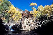 Crystal Mill, Crystal River, Elk Mountains, Colorado