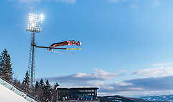 13.03.2018, Lysgards Schanze, Lillehammer, NOR, FIS Weltcup Ski Sprung, Raw Air, Lillehammer, im Bild Kamil Stoch (POL) // Kamil Stoch of Poland during the 2nd Stage of the Raw Air Series of FIS Ski Jumping World Cup at the Lysgards Schanze in Lillehammer, Norway on 2018/03/13. EXPA Pictures © 2018, PhotoCredit: EXPA/ JFK