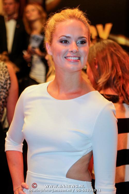 NLD/Amsterdam/20111004 - Premiere Body Language, Marieke Westenenk
