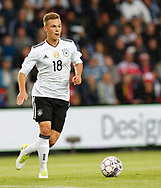 FOOTBALL: Joshua Kimmich (Germany) during the Friendly match between Denmark and Germany at Brøndby Stadion on June 6, 2017 in Brøndby, Denmark. Photo by: Claus Birch / ClausBirch.dk.