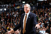 Jim Calhoun.Coach.Connecticut Huskies.(Photo by Joe Robbins)