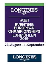 Luhmühlen - Europameisterschaft Eventing 2019