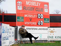 - Mandatory byline: Joe Meredith/JMP - 05/12/2015 - RUGBY - Billesley Common - Birmingham, England - Moseley v Bristol Rugby - Greene King IPA Championship