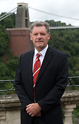Bristol City executive director, Doug Harman - Photo mandatory by-line: Kieran McManus/JMP - Tel: Mobile: 07966 386802 31/07/2013 - SPORT - FOOTBALL - Avon Gorge Hotel - Clifton Suspension bridge - Bristol -  Team Photo