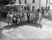 20/06/1959<br /> 06/20/1959<br /> 20 June 1959<br /> Tayto annual staff outing to Delgany, Co. Wicklow.