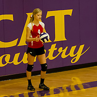 Green Forest Jr. Volleyball vs. Berryville (10-05-15)