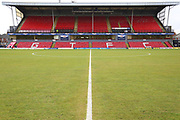 Blundell Park prior to the EFL Sky Bet League 2 match between Grimsby Town FC and Port Vale at Blundell Park, Grimsby, United Kingdom on 10 March 2018. Picture by Mick Atkins.