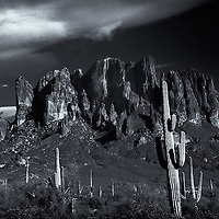 Arizona, Superstition Mts.