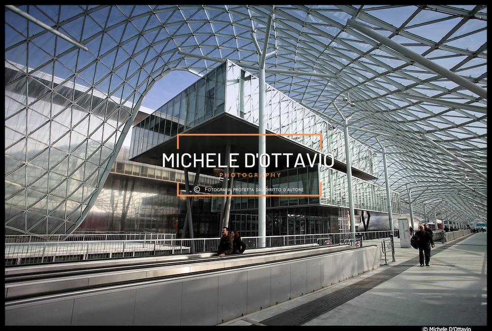 Fiera di Milano è il polo fieristico più grande d'Europa
