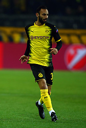 November 21, 2017 - Dortmund, Germany - Omer Toprak of Borussia Dortmund during UEFA Champion  League Group H Borussia Dortmund between Tottenham Hotspur played at Westfalenstadion, Dortmund, Germany 21 Nov 2017  (Credit Image: © Kieran Galvin/NurPhoto via ZUMA Press)