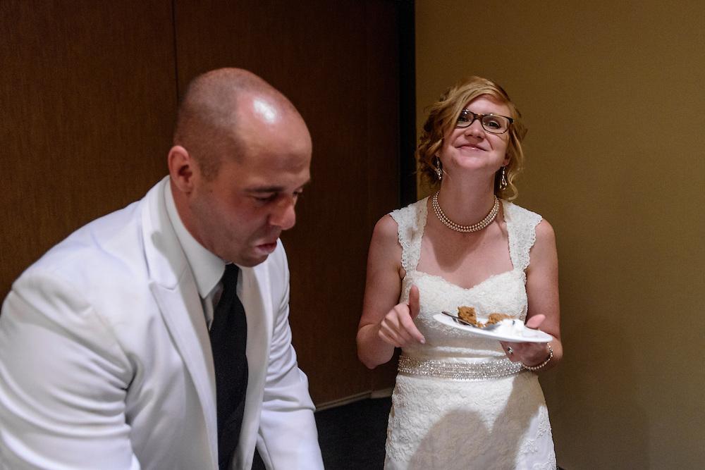 Canada, Edmonton. Aug/10/2013. Tracy & Rob's Wedding.