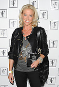 Faye Louise Tozer attends Fashions Finest event during London Fashion Week<br /> ©Exclusivepix Media