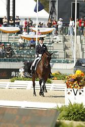 PARBERY Brett, Victory Salute<br /> Kentucky - Alltech FEI WEG 2010<br /> /Stefan Lafrentz