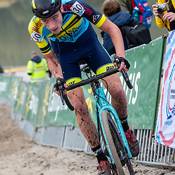 2019-10-13: Cycling: Superprestige: Gieten: Silas Kuschla