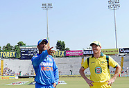 Cricket - India v Australia 3rd ODI Mohali